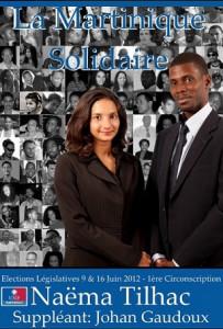 - Tilhac Naema : La Martinique Solidaire dans Politique Tilhac-Législatives-203x300