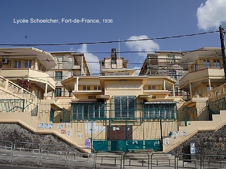 Lyc e sch lcher que faire evolution martinique - Lycee schoelcher fort de france ...
