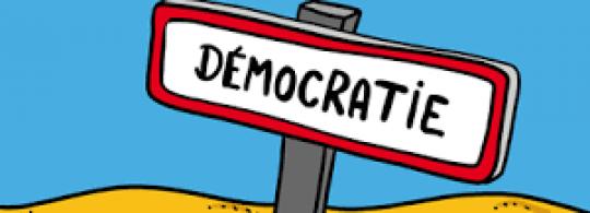 législatives 2017….vive la démocratie