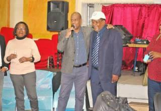 Le Président du PPM fait l'éloge du maire sortant
