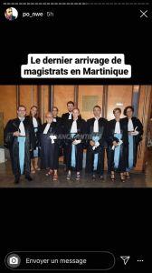 les magistrats