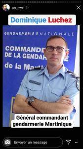 commandant de gendarmerie